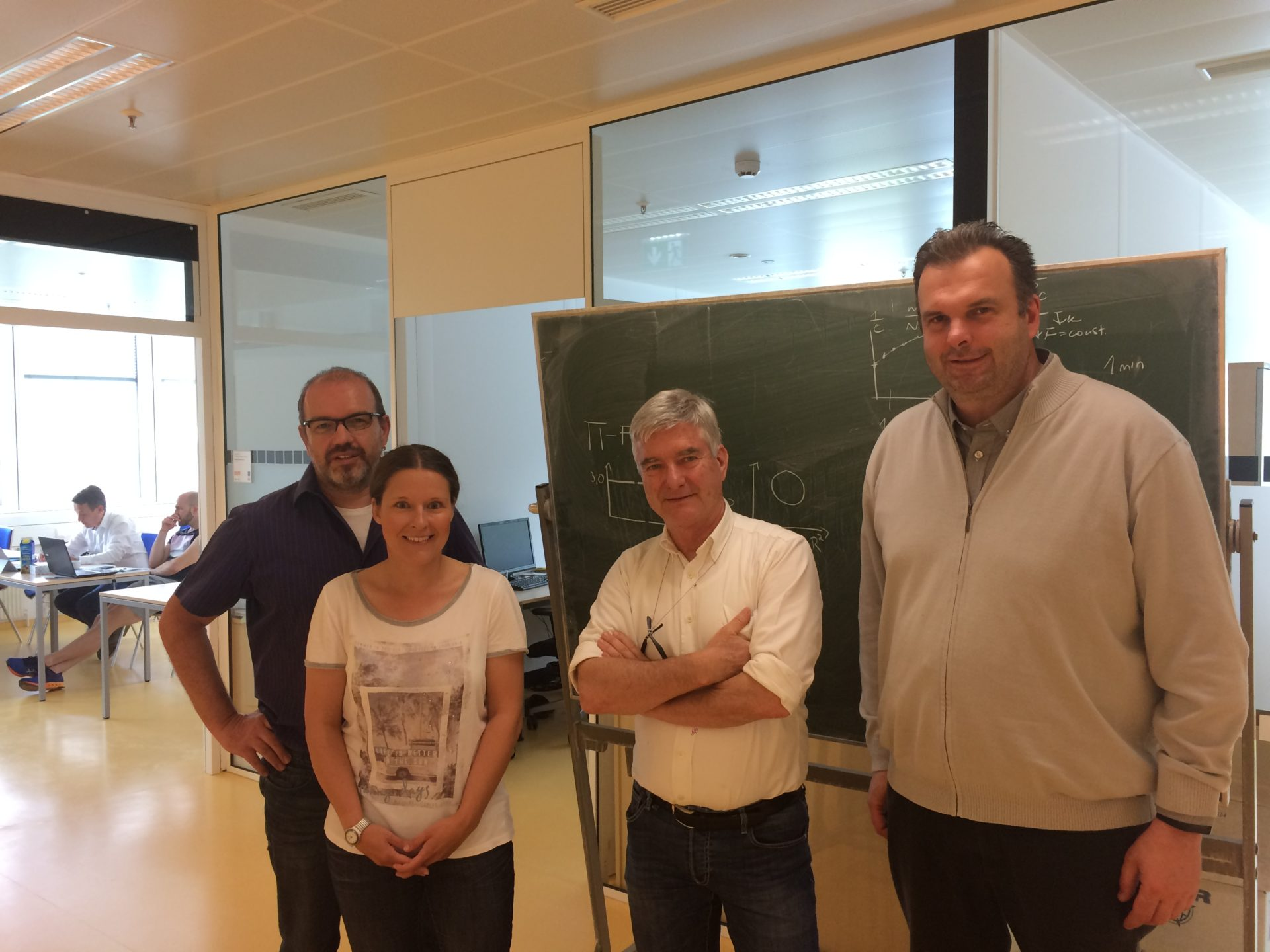 2nd meeting of ICAP project