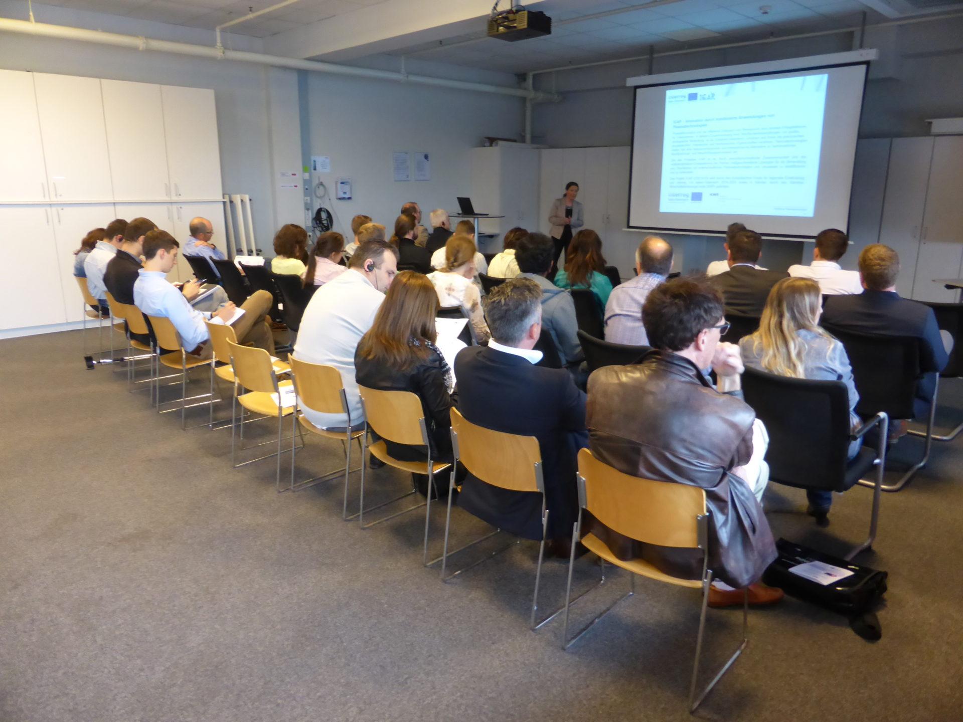 """Workshop """"Le tecnologie al plasma  – gli attuali sviluppi e le opportunità per il futuro"""""""